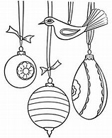 HD Wallpapers Printable Coloring Pages Christmas Ornaments