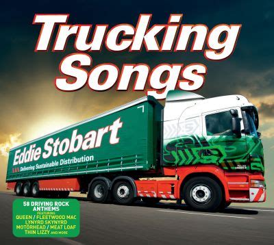 Another one bites the dust, rockin' all over the world, gimme all your lovin'. Eddie Stobart Trucking Songs - Various Artists   Songs ...