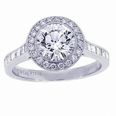 Tiffany Diamond Ring Engagement Bands Rings Jewelry