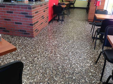 flooring  food  service industries seal krete high
