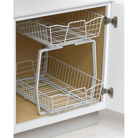 Contemporary Pantry Decor with Pull out Kitchen Cupboard