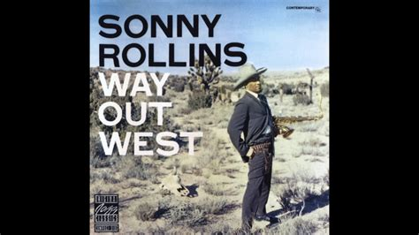 Sonny Rollins   Album: Way Out West   Jazz   USA   1957 ...