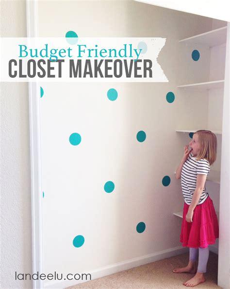 budget friendly closet makeover edition landeelu