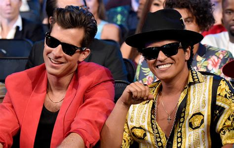 Mark Ronson And Bruno Mars Settle One Of Three 'uptown