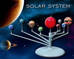 Cute Sunlight Solar System Celestial Bodies Planets ...