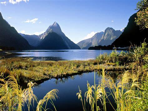 Milford Sound New Zealand Luxury Cars