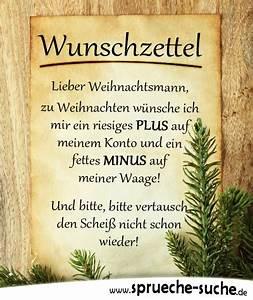 Wann Beginnt Die Weihnachtszeit : wunschzettel f r den weihnachtsmann weihnachtsspr che ~ Markanthonyermac.com Haus und Dekorationen