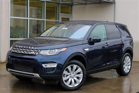 land rover discovery hse new 2017 land rover discovery sport hse luxury sport