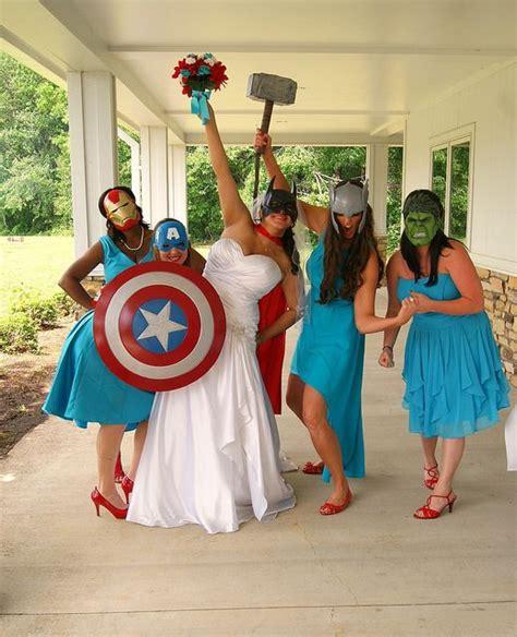 ideas   marvel superhero wedding