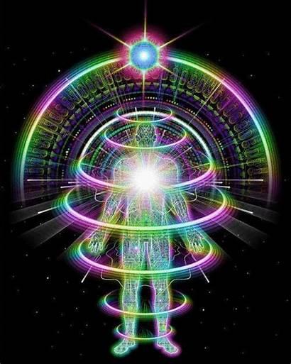 Spiritual Sacred Chakras Geometry Inside Chakra Humano