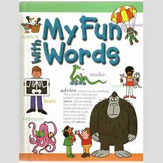 My Fun With Words Dictionary, Book 1 Ak Hardcover Used