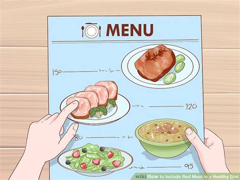 3 Ways To Include Red Meat In A Healthy Diet