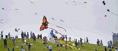 Kite Chicago Kites Festival Fly Festivals Flying