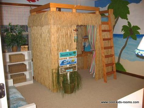 tropical theme decorating hannahs hut
