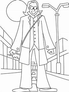 Giant Coloring Page - Coloring Home