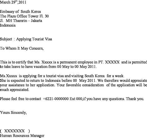 contoh surat keterangan kerja karyawan bahasa inggris