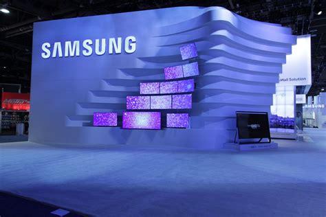 CES Samsung Exhibit - Fine Design Associates
