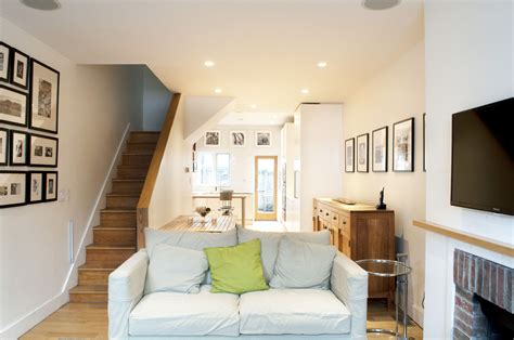 Home Decor Ideas Small House by Small Row House Interior Design Conception De La Maison