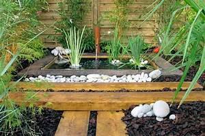 Plante Pour Bassin Extérieur : comment faire un jardin japonais ~ Premium-room.com Idées de Décoration