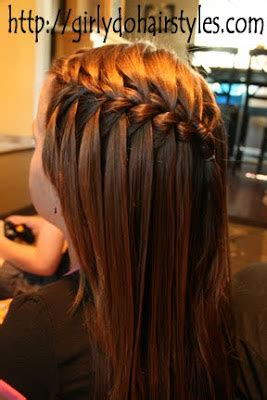 easy hairstyles  girls  idea room