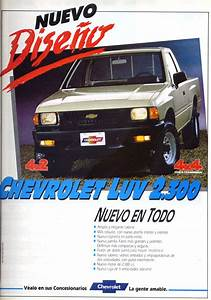 Apuntes  Motor Isuzu 6ve1 Chevrolet Luv
