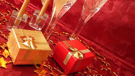 Wallpaper Gifts by New Year And Merry Gifts Hd Wallpapers Pictures
