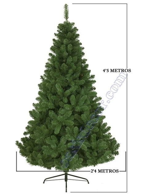 un arbol de navidad artificial grande plantas artificiales