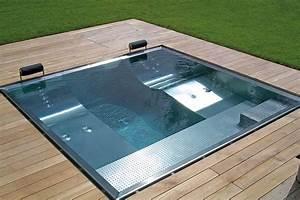 Kleiner Pool Für Terrasse : exklusive whirlpools aus edelstahl f r terrasse und wellnessraum kleiner pool im garten ~ Orissabook.com Haus und Dekorationen