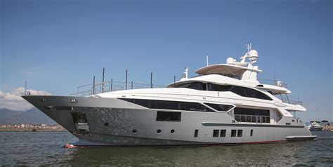 Yacht A Owner by Benetti Superyacht Lejos 3 Recently Delivered To