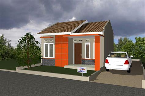 rumah minimalis type   pekanbaru desain rumah