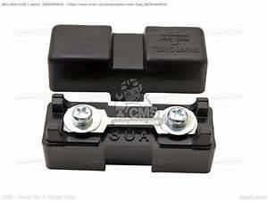 Box Main Fuse Gl1000 Goldwing 1978 Usa 38250me9005