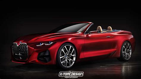 bmw concept  loses roof   rendering