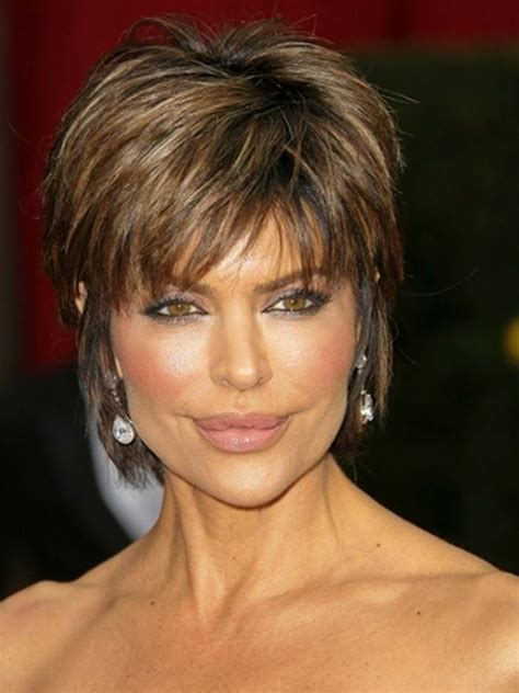25 Most Flattering Hairstyles For Older Women   Hottest