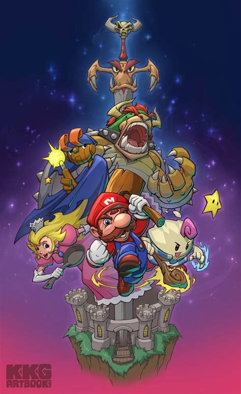 super mario rpg wallpaper gallery