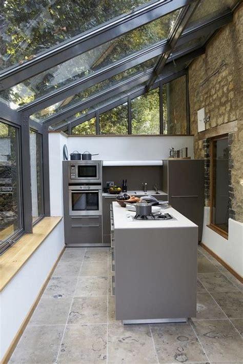 vervenne cuisine la verrière de toit la meilleure option pour une maison