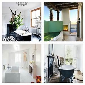 Modele de salle de bain avec cheminee en 25 images for Salle de bain design avec cheminée décorative