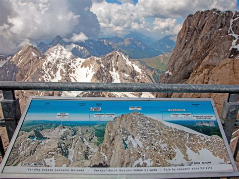 terrazza panoramica terrazza panoramica funivie marmolada
