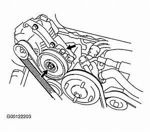 1997 Toyota Rav4 Serpentine Belt Routing And Timing Belt