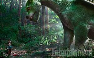 Pete's Dragon Image Reveals First Look at the Fantastic ...
