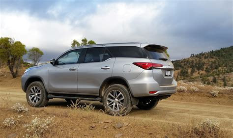 Review Toyota Fortuner by 2016 Toyota Fortuner Review Gx Gxl And Crusade Toyota