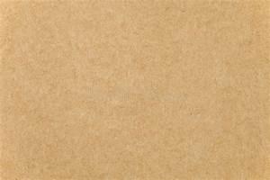 Closeup Of Brown Paper Cardboard Texture Stock Photo ...