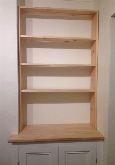 Building Cupboards by Building A Alcove Cupboard Part 2 Woodworking