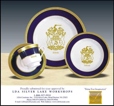 custom china personalized  semi custom dinnerware  table settings