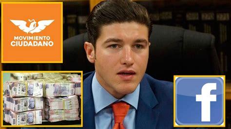 Samuel García hace gasto millonario en redes sociales ...