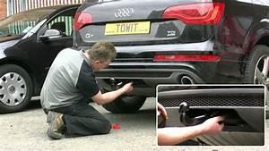 Audi Q5 Tow Bar Wiring