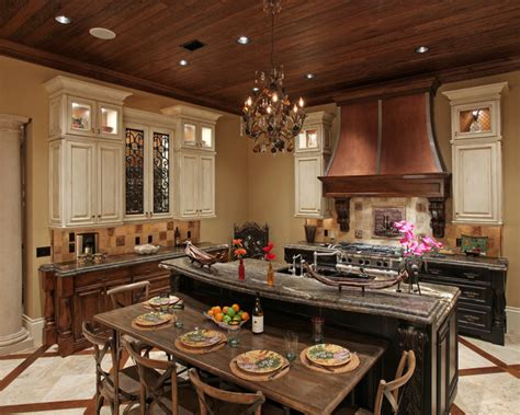 Mediterranean Dream  Mediterranean  Kitchen  Miami By