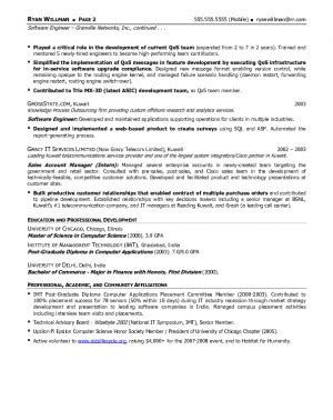 Sle Engineering Resume by Quotes From Recent Resume Employers Quotesgram