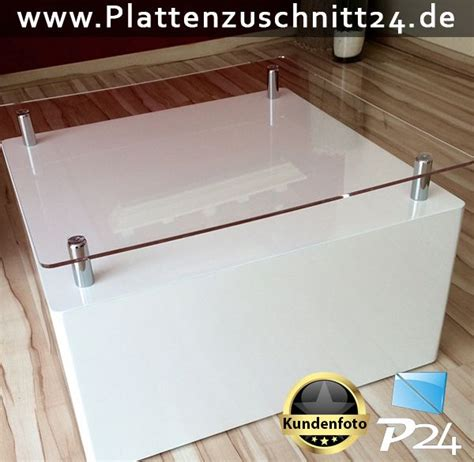 Plexiglas Als Tischplatte by Tischplatte Mit Plexiglas 174 Anwendungsbeispiele Plexiglas