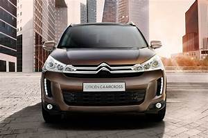 Citroën C4 Aircross Business : photos de voitures citroen c4 aircross photo ~ Gottalentnigeria.com Avis de Voitures