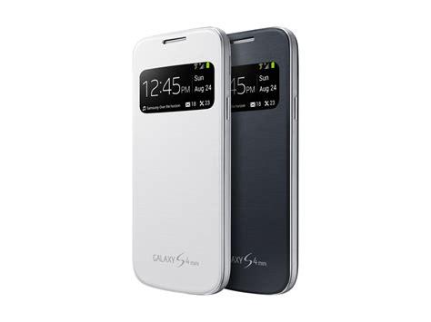 Samsung Galaxy S4 Mini (i9190) S-view Cover Case Hoesje